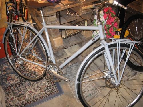 bici,vintage,regina,rounduner,old,style,cinelli,sants,contessa,acciaio,singlespeedgazzetta,claris,