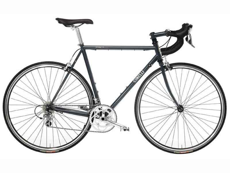 Cinelli gazzetta della strada finalmente una bella bici for Codice della strada biciclette da corsa